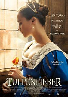 """Das historische Liebesdrama ist eine Verfilmung des Romans von Deborah Moggach. """"Tulpenfieber"""" ist ab 24. August im Hollywood Megaplex Plus City zu sehen."""