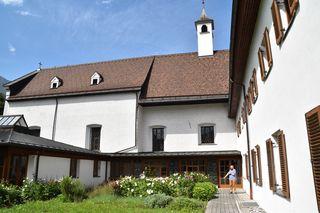 Seien Heimat ist das Kapuzinerkloster in Innsbruck