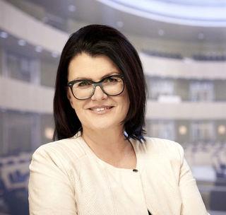Elisabeth Pfurtscheller ist die Nr. 1 im Wahlkreis.