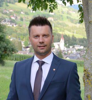 Der Gaimberger Bürgermeister Bernhard Webhofer ist  Spitzenkandidat der ÖVP im Wahlkreis Osttirol.