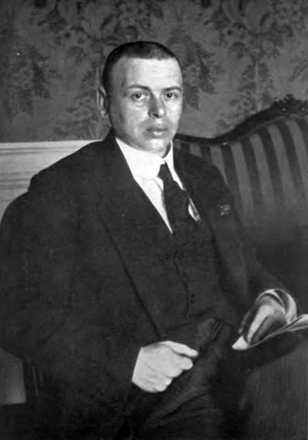 Béla Kun war in den 20ern in Karlstein interniert - bis das Pflaster zu heiß wurde.
