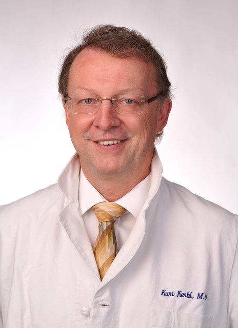 Dr. Kurt Kerbl, Facharzt für Urologie und Andrologie