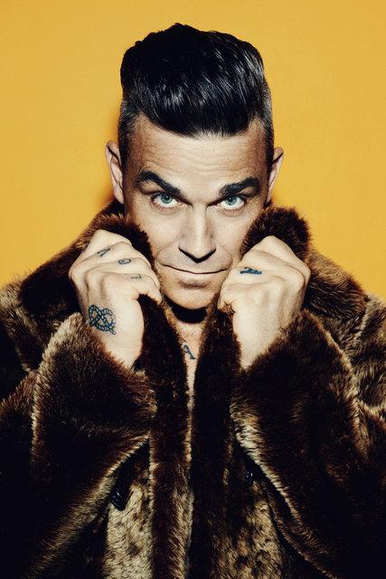 Mit der WOCHE zu Robbie Williams