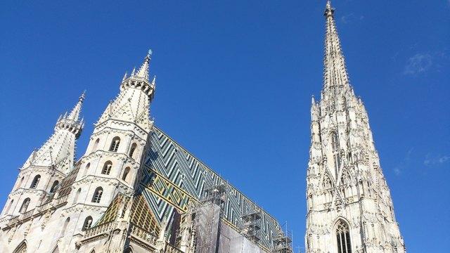 Stephansdom – steht für die Kirche in Österreich