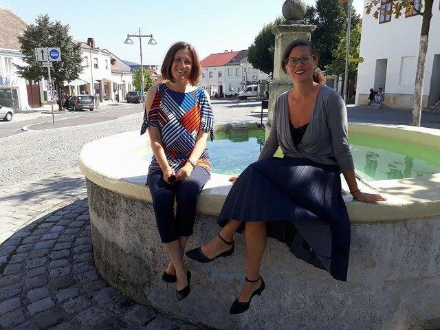 Yasmin Dragschitz und Anja Haider-Wallner fordern: JUZ für Eisenstadt
