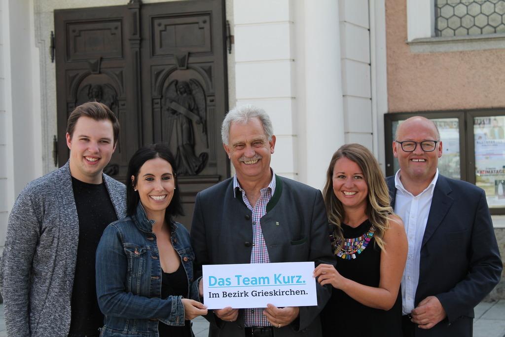 Team Kurz Im Bezirk Grieskirchen Grieskirchen Eferding