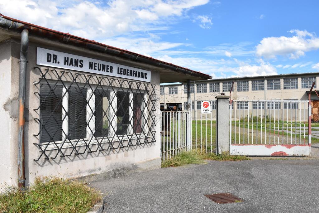 Neuner-Fabrik: 65.000 m2 liegen brach. Im Herbst will die Stadt ein Nutzungskonzept ausschreiben