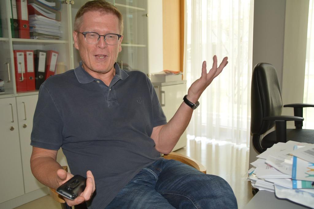 Paulus Hochgatterer erzählt von einem Schlüsselereignis.