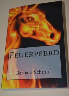 """""""Feuerpferd"""" heißt der neueste Roman von Autorin Barbara Schmid."""