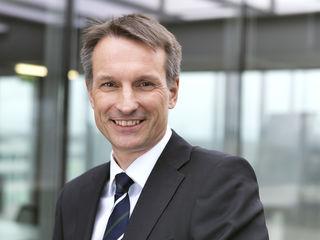Dieter Siegel, Vorstandschef von Rosenbauer.