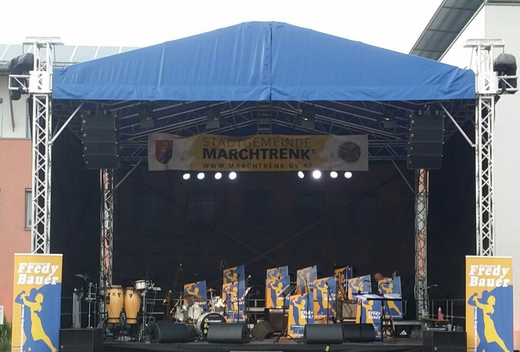 Summer in the City - Marchtrenk 2017 - Orchester Fredy Bauer - Voller Erfolg