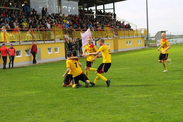Die Union Pettenbach war zum Saisonauftakt gegen den SK Schärding in Torlaune.