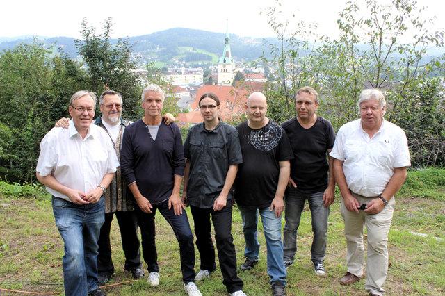 """Bgm. Ernst Meixner gastiert mit """"BürgerMeixner & Friends"""" am Sonntag auf der Burg."""