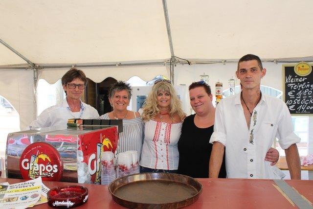 Georg Fixl und sein Team feierten 20 Jahre Brauhausstüberl in Köflach.