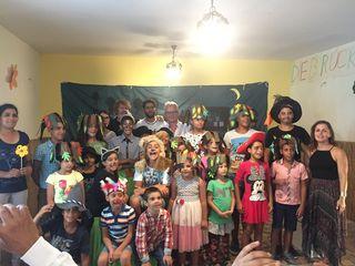 """Der Verein """"Unser Bruck hilft"""" organisiert Deutschkurse für fremdsprachige Kinder in den Ferien."""