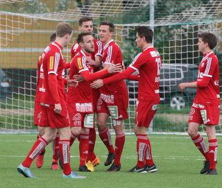 Im Steirer-Cup war der GAK im Frühjahr erfolgreich in Straden zu Gast. Nun treten sie in St. Anna an.