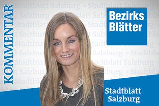 Stadtblatt-Redakteurin Lisa Gold