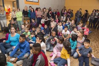 Kinder im Fokus: In Betreuungseinrichtungen der Stadt Graz werden, wie hier in der Fröhlichgasse, über 4.200 Kinder betreut.