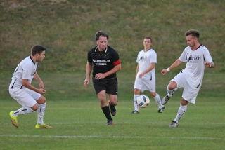Zwei Treffer steuerte Andreas Glanz (r.) bei den beiden 2:0-Siegen von Kapfenstein bei.