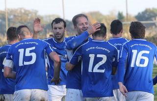 Kapitän Haris Cerkic führt Halbenrain in das Unterliga-Derby gegen Tabellenführer Hof.