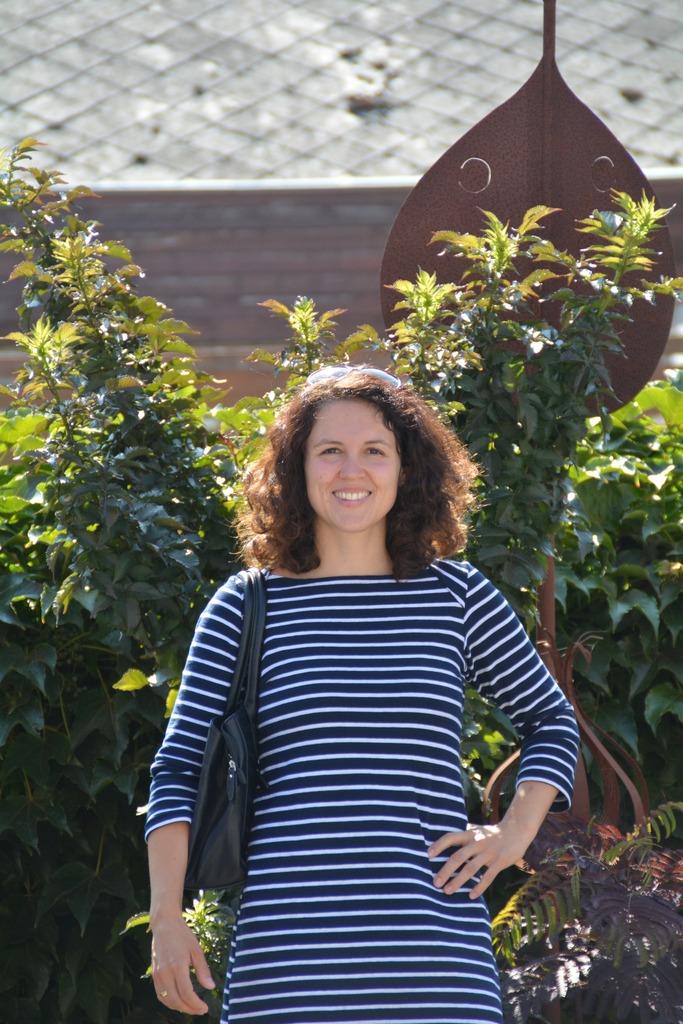 Daniela Gschwindl kandidiert im Weinviertel für die Neos
