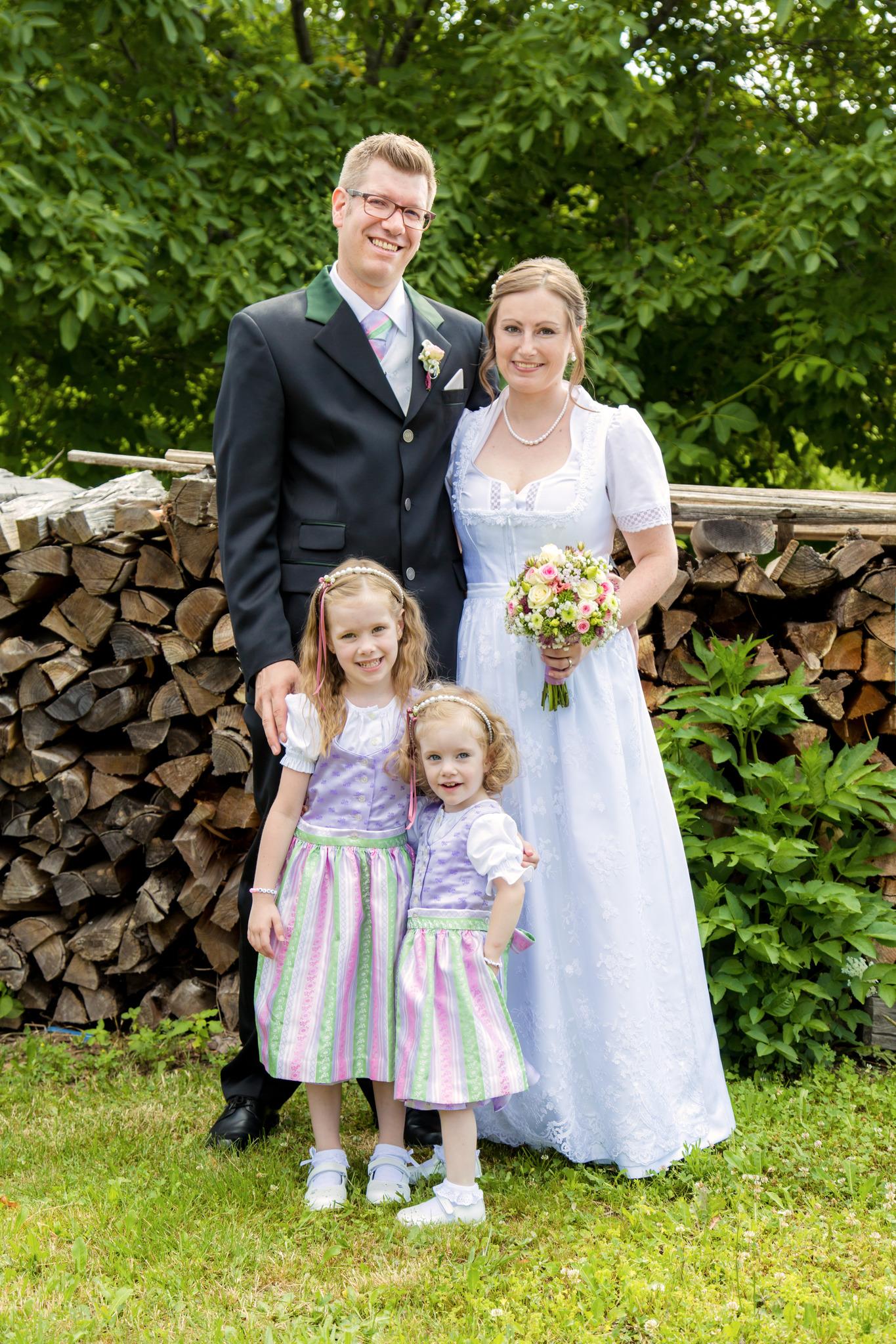 Hochzeit In Tracht Hartberg Furstenfeld