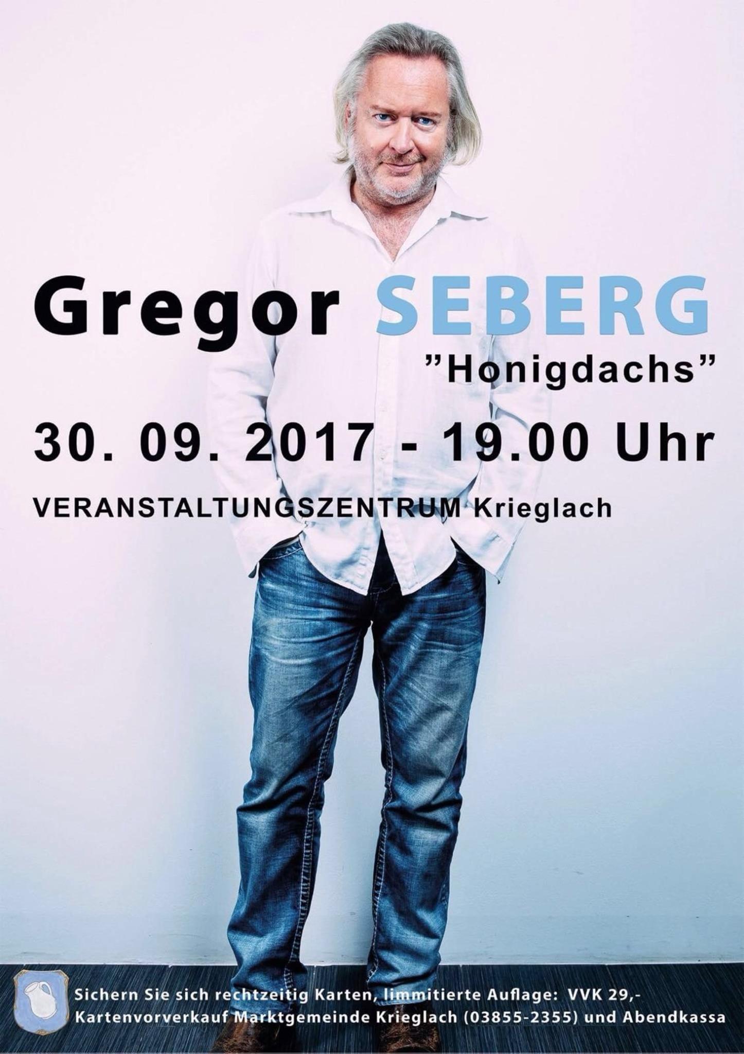 Gregor Seberg Partnerin