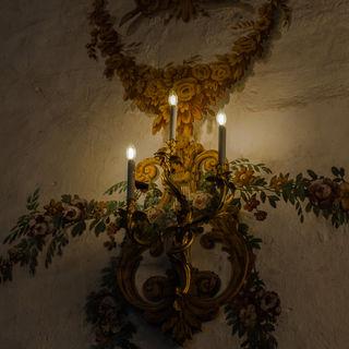 .... im Schloss Esterhazy in Eisenstadt....
