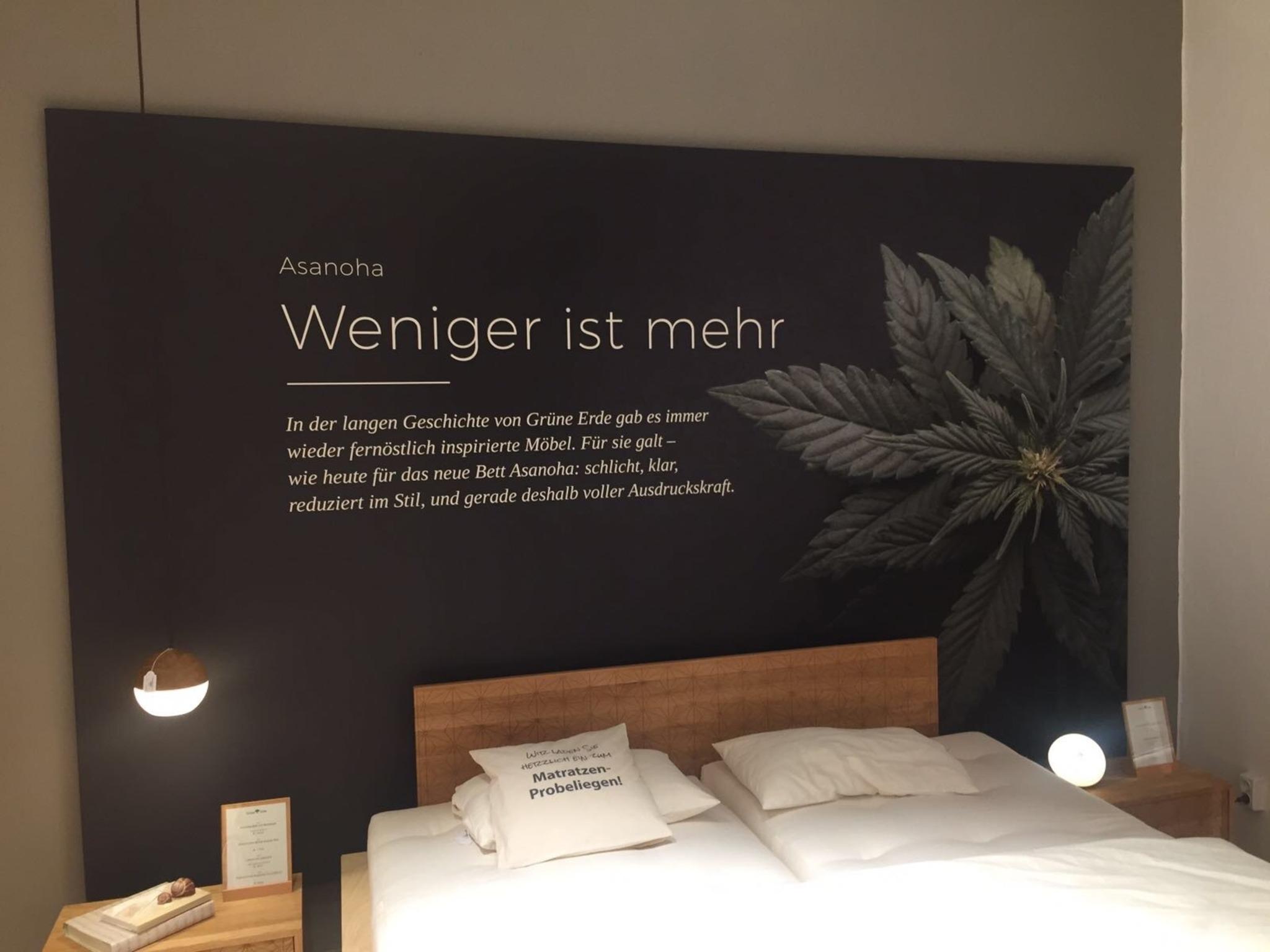 Grüne Erde Feierte Shop Erweiterung In Linz Linz