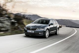 Škoda Octavia Combi – das Facelift des Bestsellers bringt viel Neues bei Fahrassistenz-Systemen und Infotainment.
