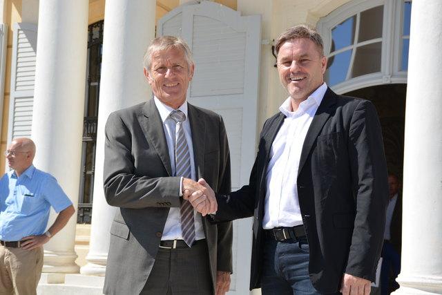 bcda31579d1da5 Franz Sattlecker übergab 2017 die Geschäftsführung der SKB an Klaus  Panholzer.