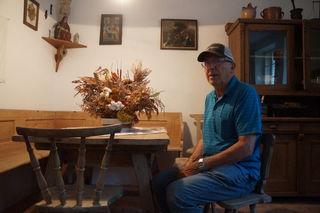 Josef Sonnleitner machte aus seinem Elternhaus ein Bauernmuseum.