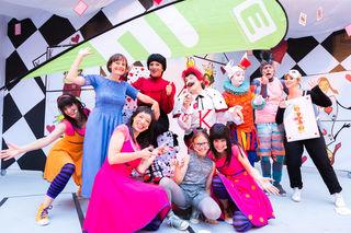 """Erfreuliche Bilanz: Das """"Märchensommer Steiermark""""-Team freut sich über eine gelungene Sommertheatersaison."""