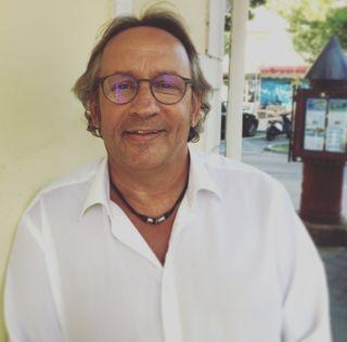 15 Jahre bei den Grünen, jetzt NEOS-Spitzenkandidat: Harald Fasser