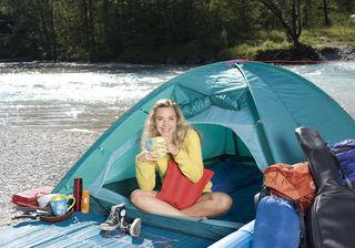 41 Prozent der Camper in Österreich kamen im Jahr 2016 aus Deutschland.
