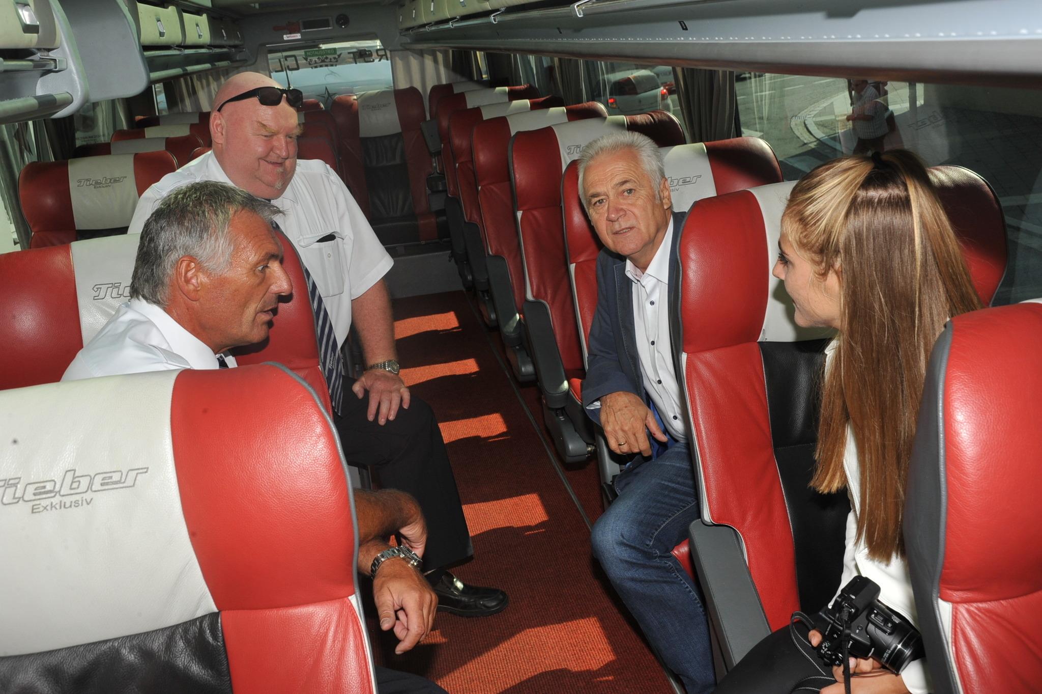 Firma Tieber Busreisen Expandiert Nach Leibnitz Murtal