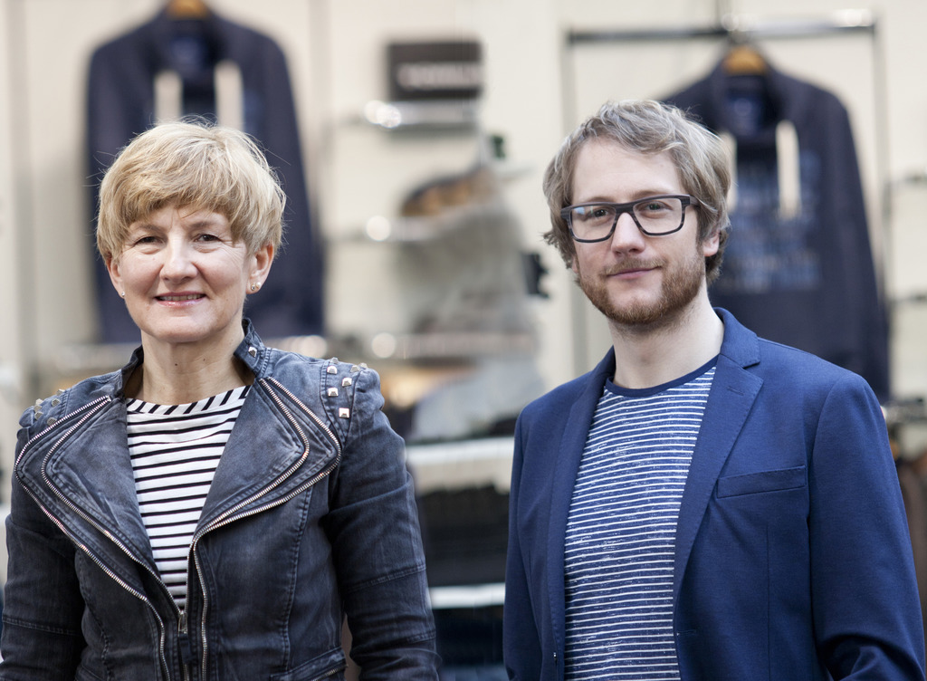 100 Jahre Auer Mode in Gallneukirchen Urfahr Umgebung