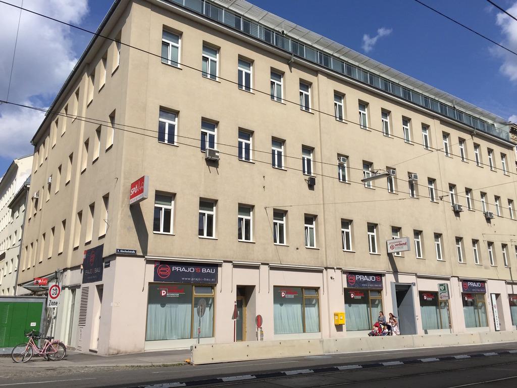 Alserbachstraße: Doppel-Abriss sorgt für Riesen-Baustelle im Grätzel
