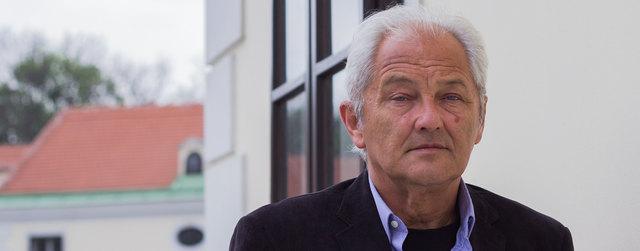 """Günther Freitag veröffentlichte sein neues Werk, den Roman """"Melancholische Billeteure""""."""