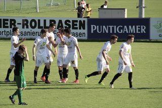 In der zweiten Kampfmannschaft des FC Gleisdorf und des SC Weiz können sich die Talente für höhere Aufgaben empfehlen.
