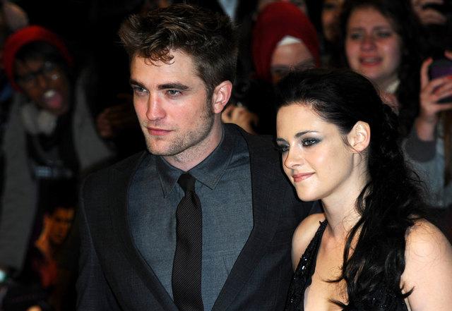 Robert Pattinson packt über den Sex mit Kristen Stewart aus