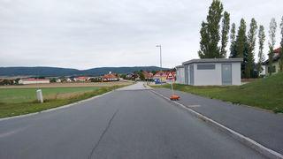 Scheibenstraße: Gleich nach dem XXXLutz