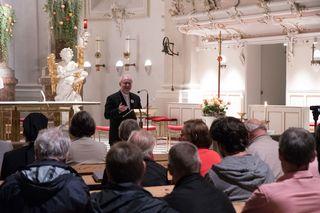 Festvortrag von Pfarrer und Reinisch-Kenner Martin J. Emge