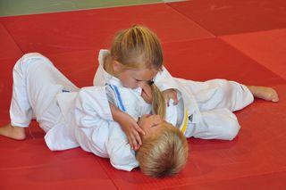 Beim ESV Sanjindo gibt's kostenloses Judo Schnuppertraining.