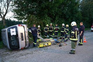 Insgesamt 60 Mann nahmen an der Feuerwehrübung teil.
