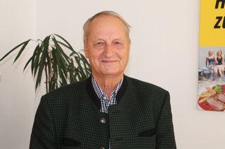 Ehrenamtliche Arbeit: Der Frauensteiner Harald Regenfelder ist geschäfsführender Obmann der Kärntner Landsmannschaft