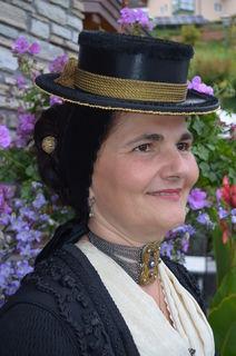 Obfrau Cäzilia Althuber.