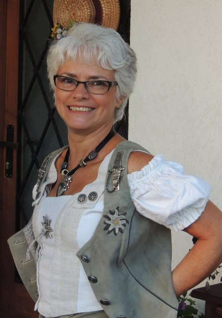 Bewusst essen: Brigitte Rühl-Preitler zeigt, wie's geht.