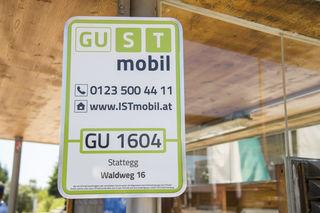 Die GUSTmobil-Aktion läuft in der Mobilitätswoche.