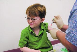 Grippeimpfungen werden ab 2. Oktober im Gesundheitsamt durchgeführt.